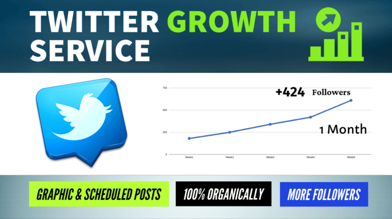 twitter growth service